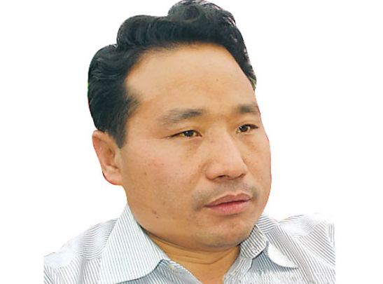 Rhino to be gifted to China captured