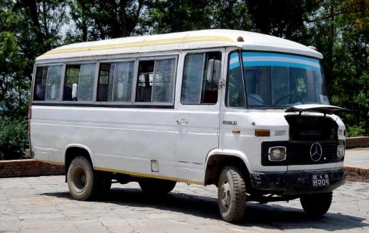 बीस वर्ष पुराना ९४ सार्वजनिक सवारी जफत