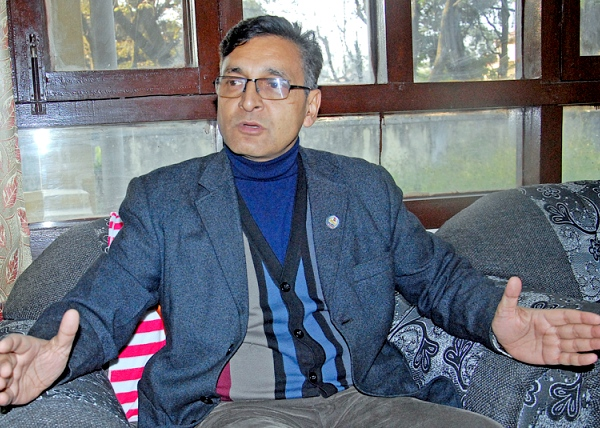 PM Oli should not resign without consensus: NCP leader Rayamajhi