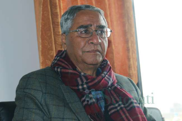 PM Deuba begins consultation with political parties to pass amendment bill