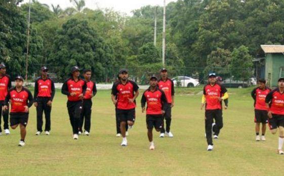 एसिया कप क्रिकेटः मलेसियाबाट नेपाललाई १५४ रनको चुनौती