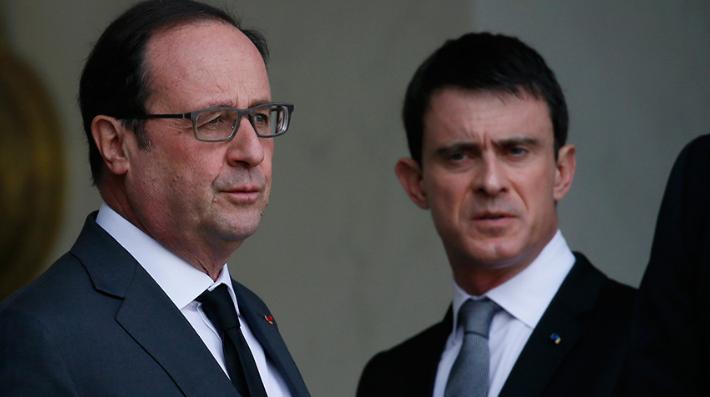 फ्रान्समा राष्ट्रपति अलोँ उम्मेदवार नहुने भएपछि प्रधानमन्त्रीका दिन खुले
