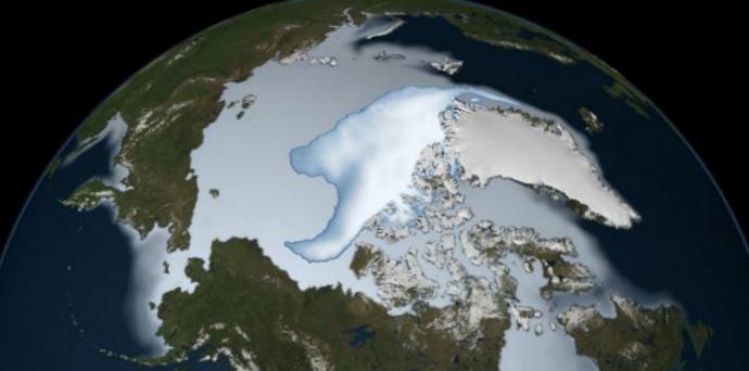 पृथ्वीको उत्तरी ध्रुबको तापक्रम ह्वात्तै बढ्यो, वैज्ञानिकले गरे अब यस्तो आशंका !