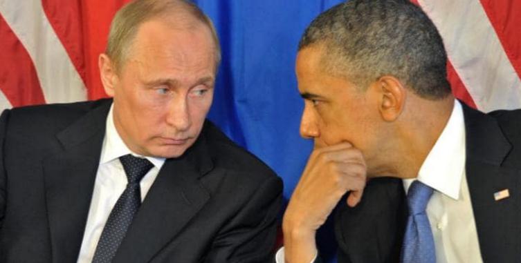 ओबामासँग एक्कासि यसरी रिस पोखे भ्लादिमिर पुटिनले !