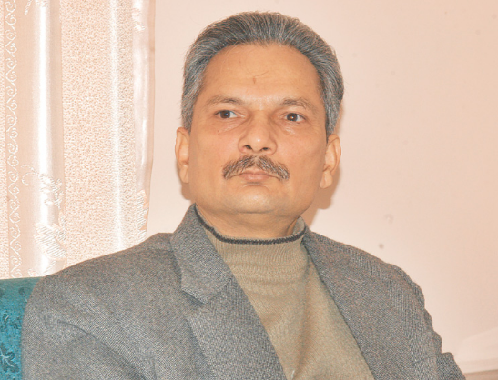 Gorkha will be made a model district in development, says Coordinator Bhattarai