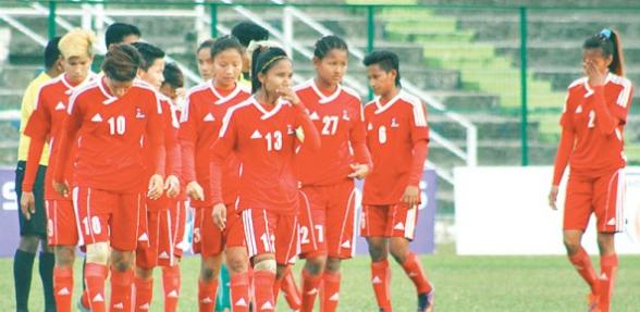 साफ च्याम्पियनसिपः नेपाल भारतसँग पराजित