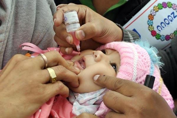 स्वास्थ्यकर्मीको अवरोधका कारण 'विशेष पोलियो खोप कार्यक्रम' सञ्चालन हुन सकेन