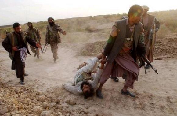 वरिष्ठ प्रहरी कमाण्डर र तीन तालिबान लडाकू मारिए