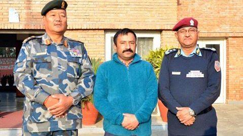 नेपाल पुलिस च्याम्पियन