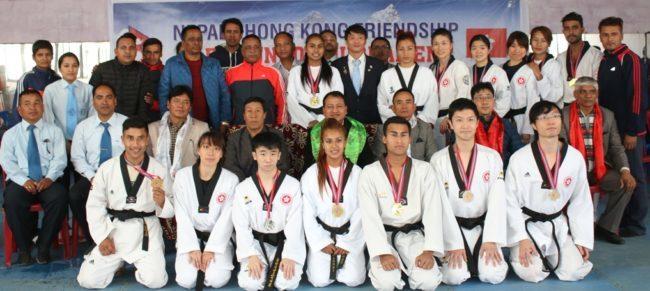 हङकङसँगको मैत्रीपूर्ण खेलमा नेपाली राष्ट्रिय टोली हाबी