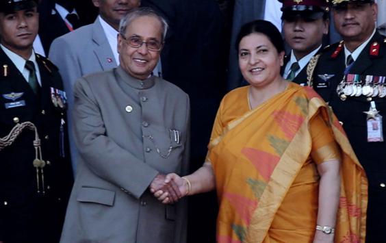 तोकियो राष्ट्रपति भण्डारीको भारत भ्रमणको मिति