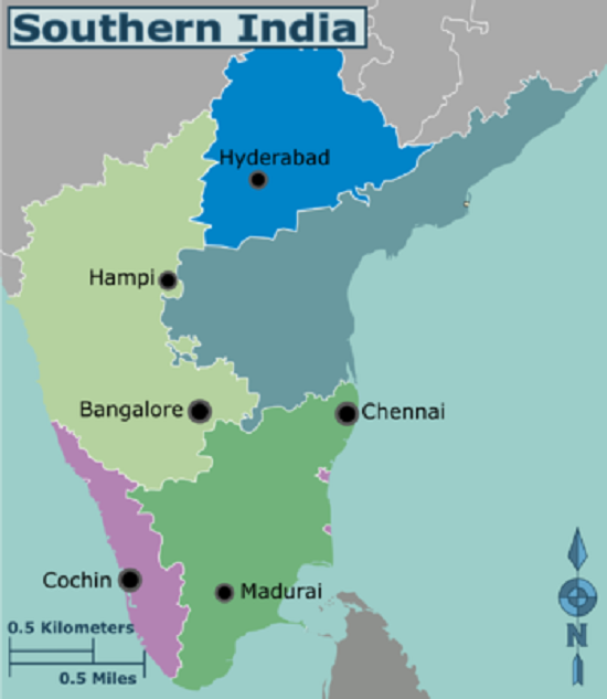 Twenty dead as lorry runs into protest in southern India