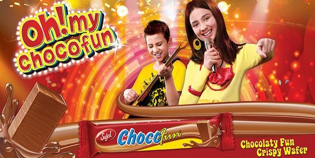 अन्तराष्ट्रिय DLGअवार्डद्वारा Choco Fun को क्वालिटि विश्वस्तरीय प्रमाणित