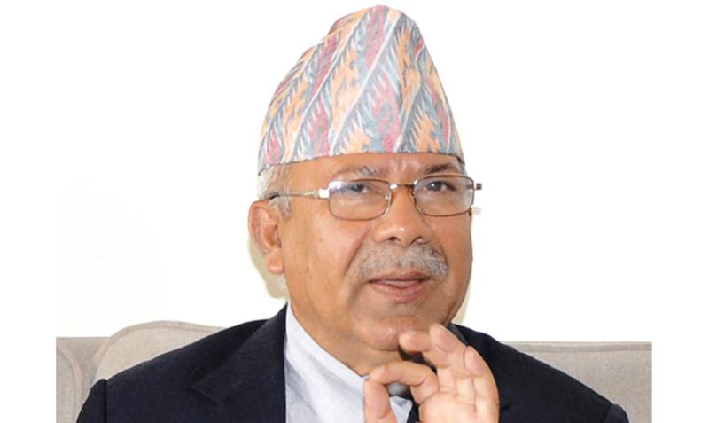 Govt. should meet public aspirations: Leader Nepal