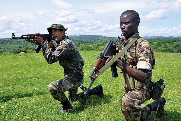 विस्फोटमा परि सोमालियाआठ सैनिकको मृत्यु