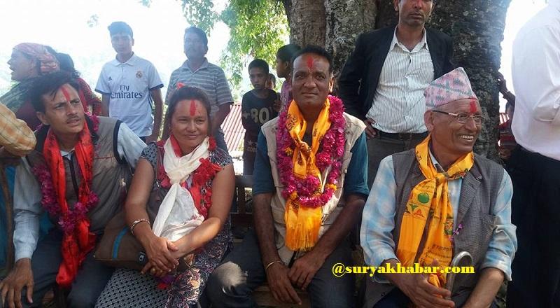 भक्तपुरमा नेपाली काँग्रेसको प्यानल विजयी