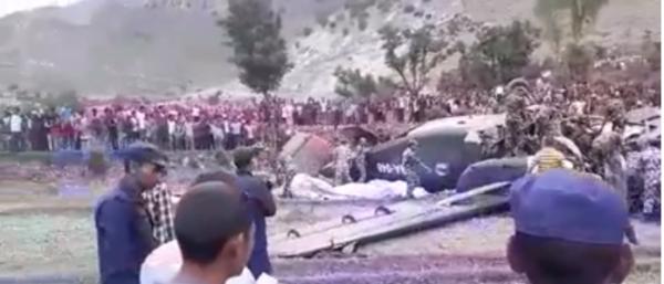 विमान दुर्घटनामा पाईलट माहासेनानी गुरुङको मृत्यु, दुई घाईते