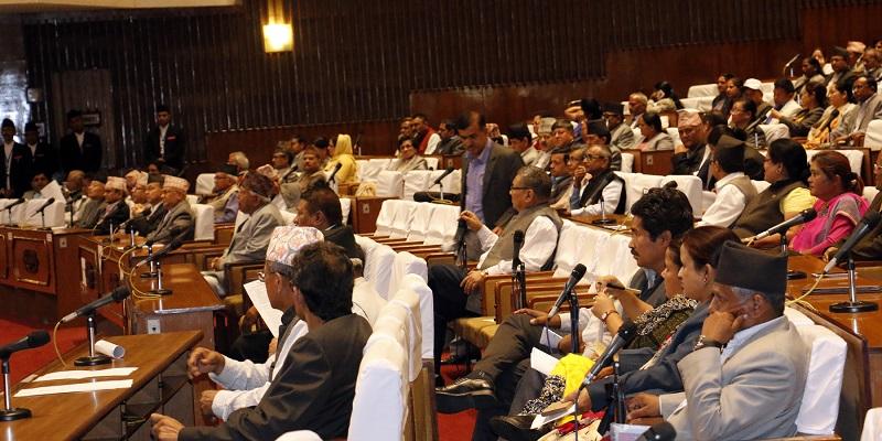 एमालेको अवरोधका कारण संसद् अबरुद्ध, अर्को बैठक आईतबार