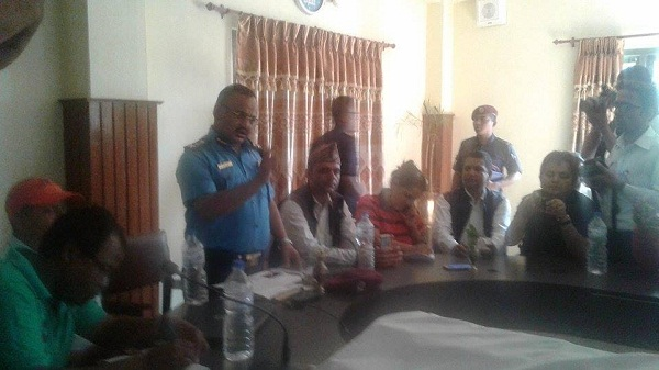 स्थानीय निर्वाचनप्रति भारत खुसी
