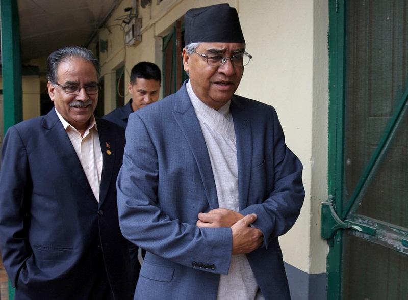 ओली सरकारले दलितका संबैधानिक अधिकारहरु खोस्नु गलतः सभापति देउवा