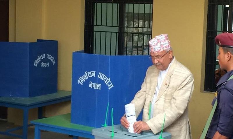 काठमाण्डौ सहित चार महानगरको ताजा मतगणनाको नतिजा यस्तो छ (अपडेट)