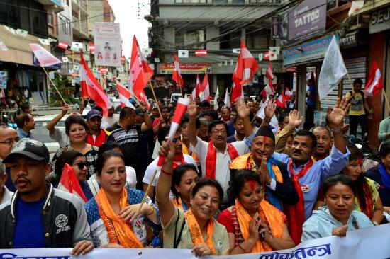 सल्यानमा माओवादी १२, एमाले ७, काँग्रेस ४ स्थानमा विजयी