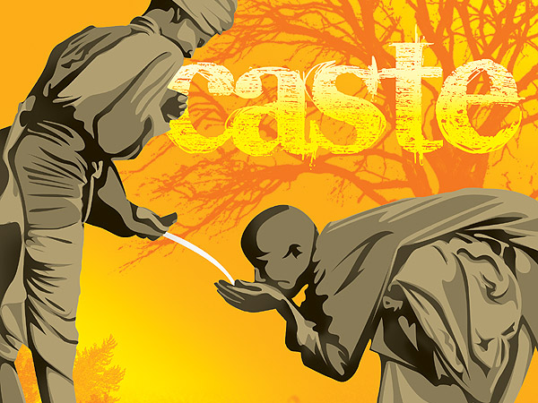 Joint awareness campaign against caste discrimination
