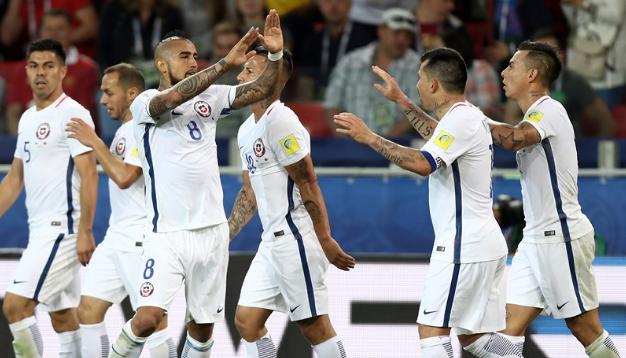 चिलीको विजय सुरुवात
