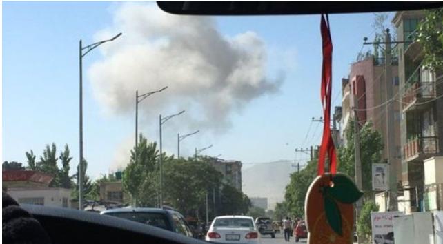 अफगानिस्तानको काबुलमा शक्तिशाली विष्फोट, ८० जनाको मृत्यु