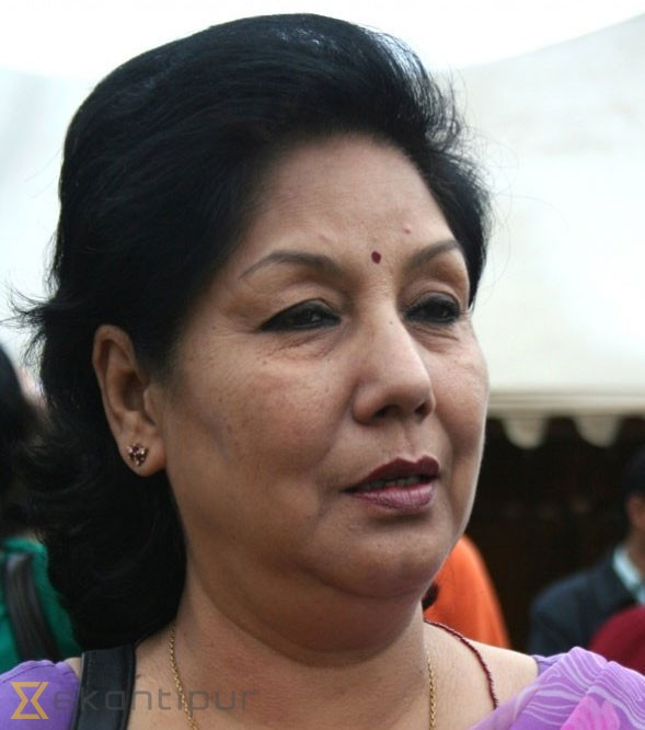 Nepali diaspora honours ambassador Rana