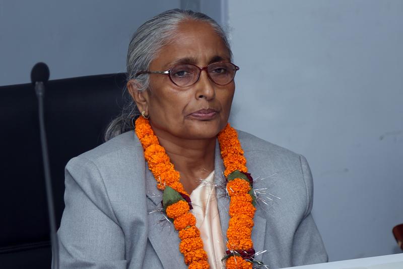 काँग्रेसले जितेमात्र मधेशका अधिकार सुनिश्चित हुन्छ : सीतादेवी यादब
