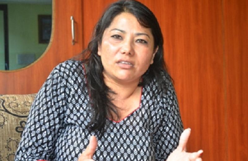 आफ्नै सरकारको नेतृ झाँक्रीको बिरोधः भन्छिन्, सत्ता उन्मादले देश कता जाँदैछ प्रमाणित भयो