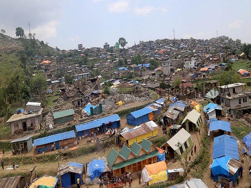 बारपाकका २७ दलित परिवारलाई भूकम्पको राहतले छोएन
