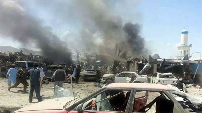 काबुलमा नयाँ बर्ष मनाउँदै गरेका नागरिकमाथि आक्रमण, २९ को मृत्यु