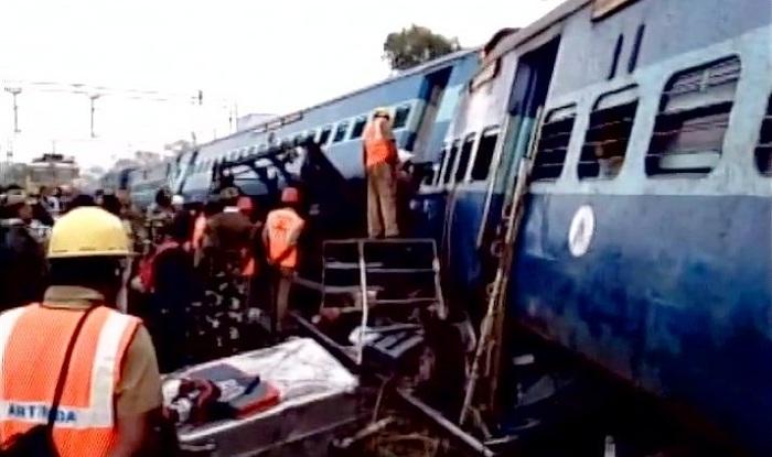 रेल दुर्घटनामा परी छ जनाको ज्यान गयो