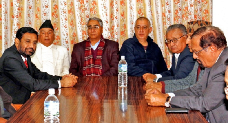 निधि संयोजक रहेको समिति सुझाव सङ्कलन सहित महासमिति बैठकको राजनीति प्रस्तावको तयारीमा