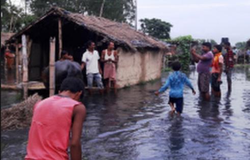 भारतीय पक्षबाट निर्माण भइरहेका सडकले दक्षिण क्षेत्र डुबानमा पर्ने खतरा