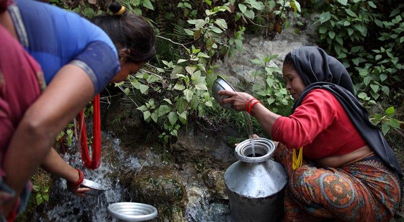 रामपुर खानेपानी आयोजनाबाट दुई हजार ७०० घरधुरी लाभान्वित