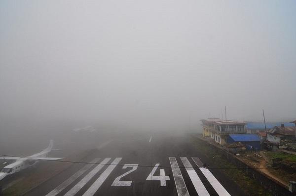 काठमाडौंमा ट्राफिक जाम, असर तेन्जिङ हिलारीमा