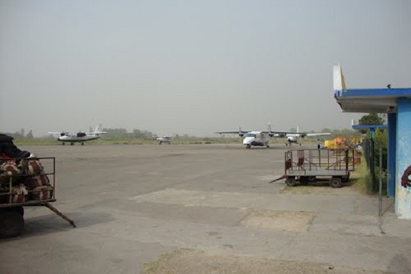 नेपालगन्ज विमानस्थललाई अन्तर्राष्ट्रियस्तरको बनाइने
