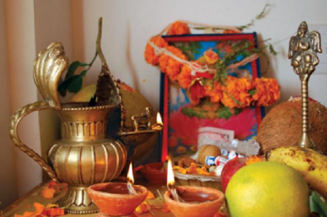 काठमाडौँमा पहिलोपटक लाग्दैँछ यस्तो बिशेष पूजा !
