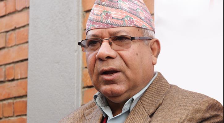 काङ्ग्रेस हिंशात्मक नभई जिम्मेबार प्रतिपक्ष बनेमात्र समृद्धी सम्भबः बरिष्ठ नेता नेपाल
