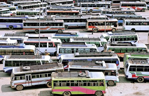 सार्वजनिक यातायातभित्र यात्रुले देख्नेगरी नम्बर राख्नुपर्ने