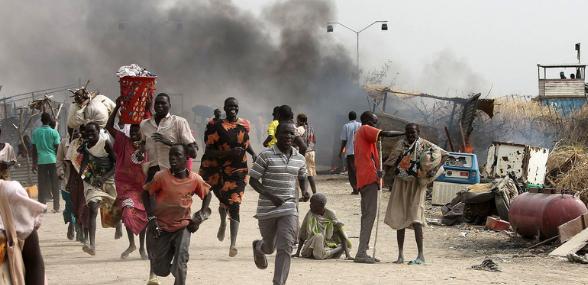 साम्प्रदायीक दंगामा परी दक्षिणी सुडानमा २० जनाको मृत्यु
