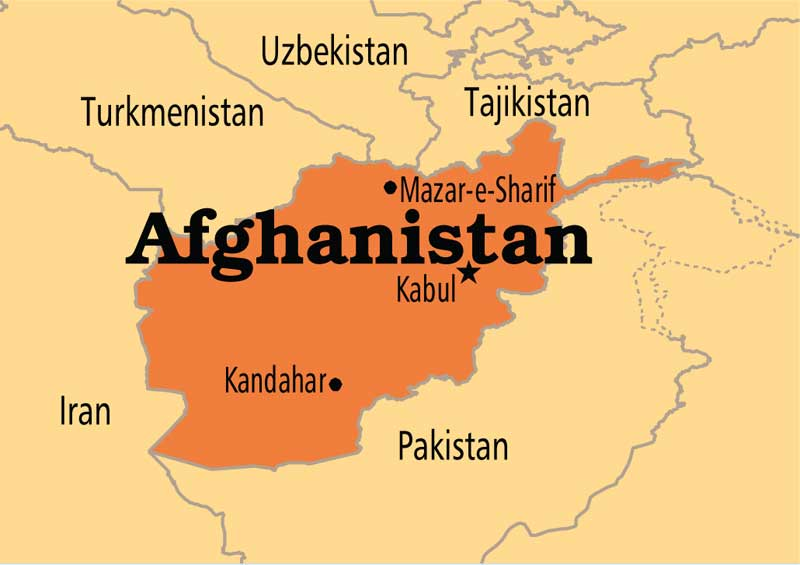अफगानिस्तानको हेल्मन्डमा आठ जना विद्रोही मारिए