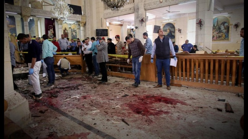इजिप्टको सैनिक शिविरमा आतङ्कवादी आक्रमण, आठ सैनिकको मृत्यु