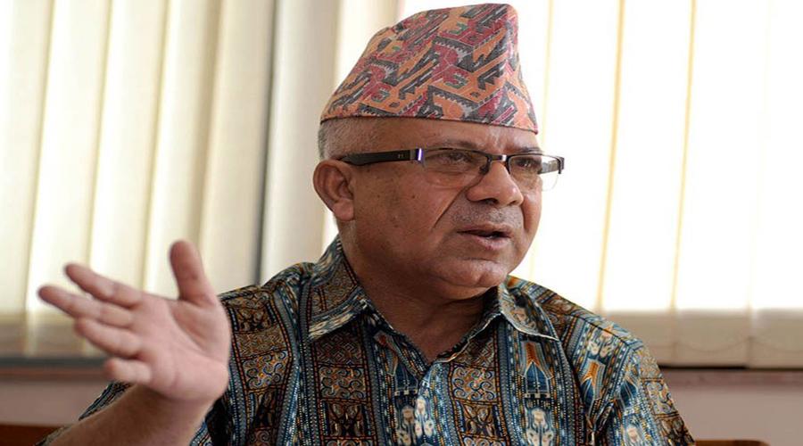 भ्रष्टाचारमा चुर्लुम्म डुबेका कारण काँग्रेसले पराजय बेहोर्योः नेता नेपाल