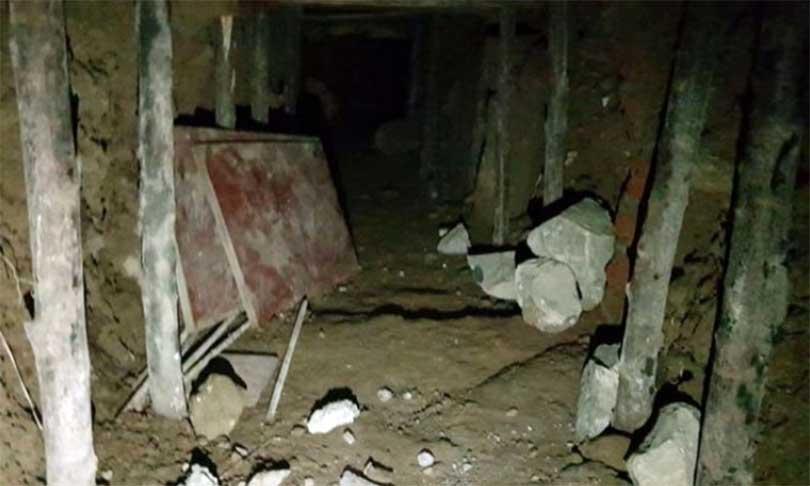 प्रहरी चौकी नजिकै सुरुङ खनेर ६ घरबाट लाखौंको चोरी