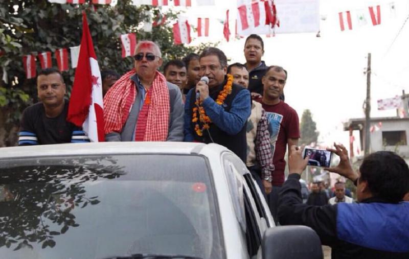 विनोद चौधरीको चुनावी अभियानः 'कांग्रेसको पक्षमा यसरी बढाउँदैछन् ह्वात्तै प्रभाव !'