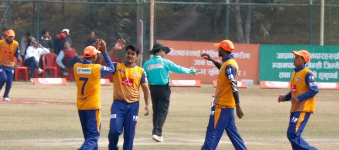 काठमाण्डौ एभरेष्ट प्रिमियर लिगको समूह चरणबाटै आउट, विराटनगर बन्यो समूह विजेता